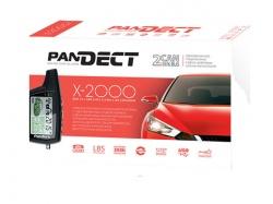 Pandect X 2000