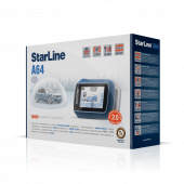 StarLine A64 CAN